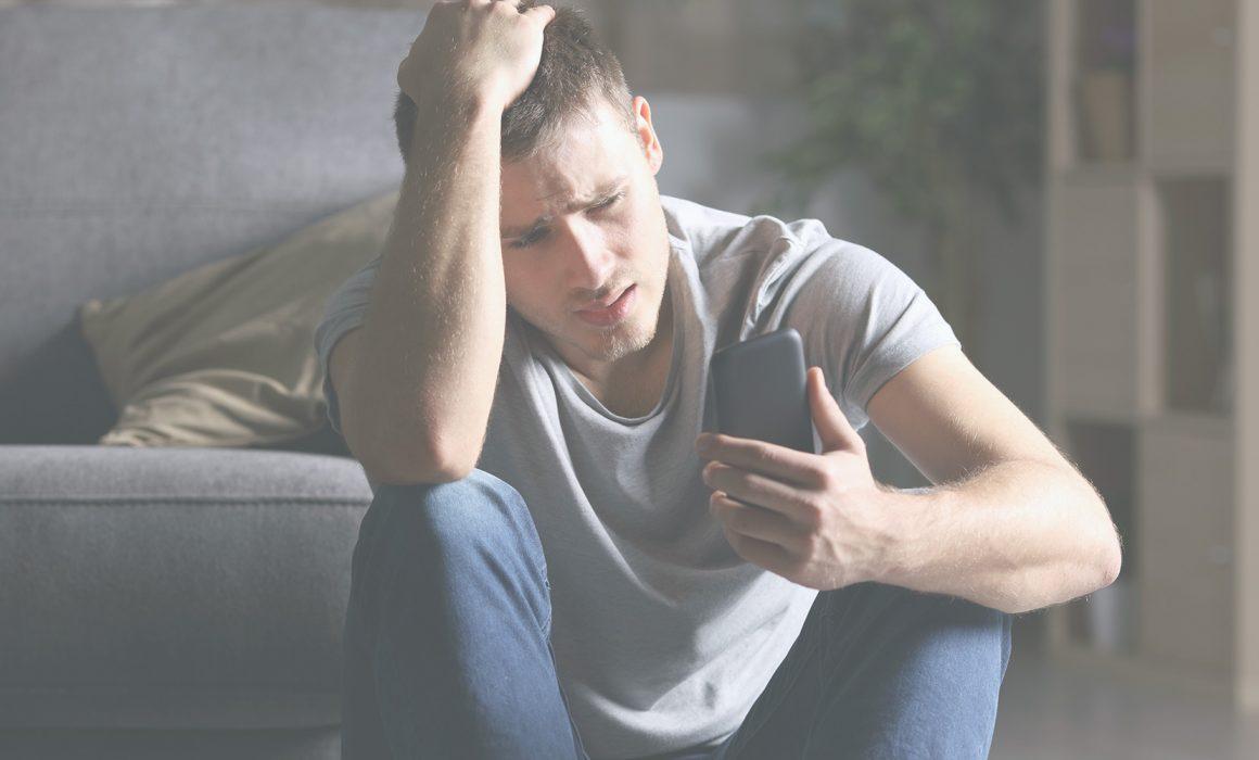 cerca de 10% das crianças e adolescentes já estão desenvolvendo quadros de ansiedade.